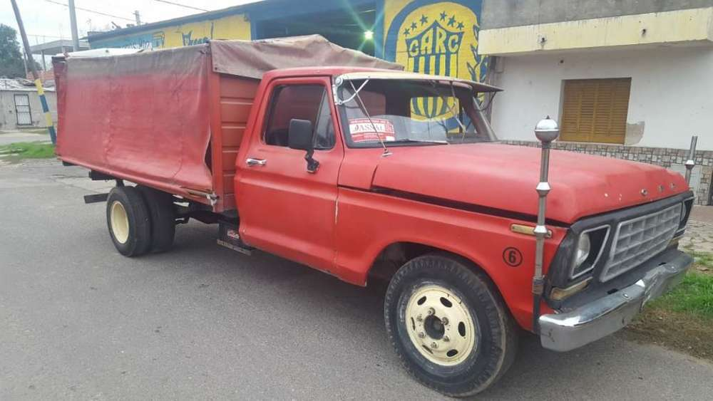 Camion Ford 350 Mod '80