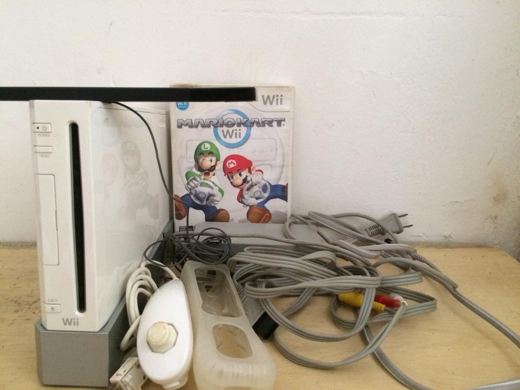 Vendo Wii en Buen Estado Falata El Mando