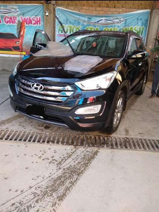 Hyundai Santa Fe 2013 - 64000 km