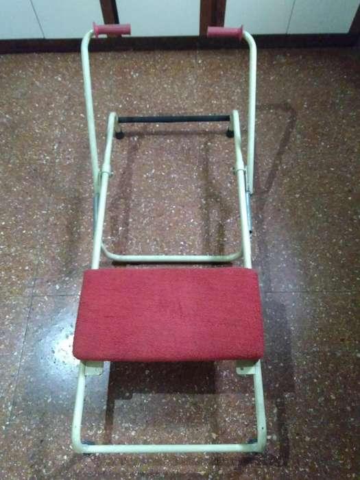 Máquina para abdominales y dorsales BELL SILOUET