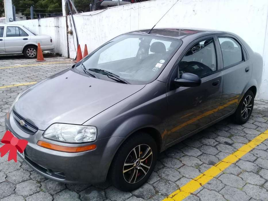 Chevrolet Aveo 2012 - 152000 km