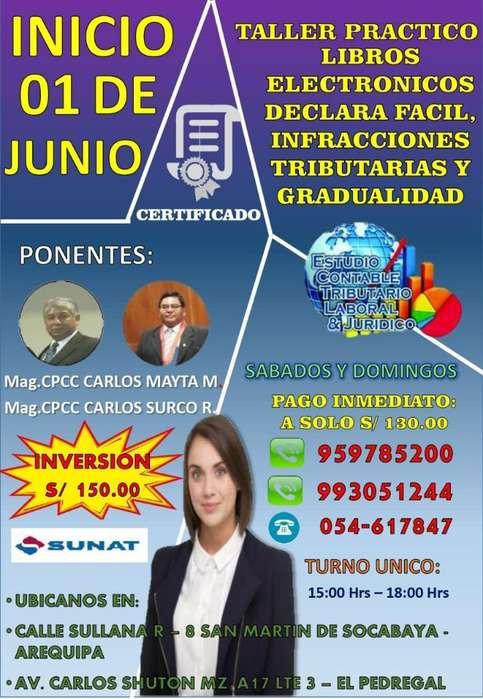 Servicios de Actualización Profesional.