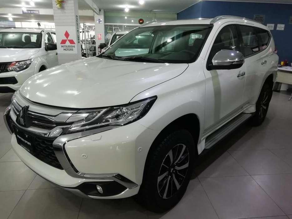 Mitsubishi Montero 2018 - 0 km