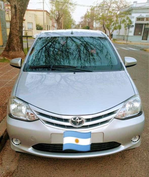 Toyota Etios 2014 - 109000 km