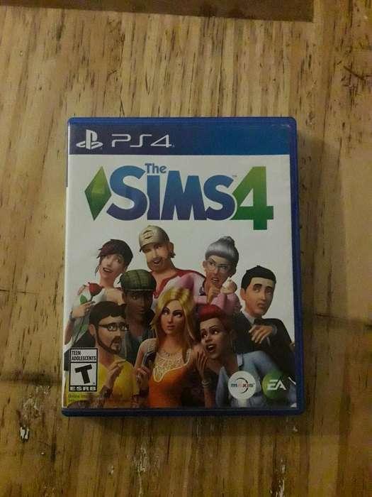The Sims 4 Ps4 Playstation Fisico Usado