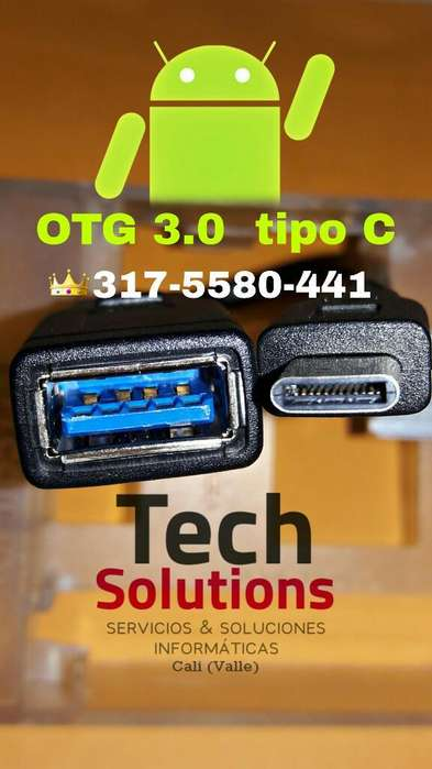 Promo Otg 3.0 Tipo C
