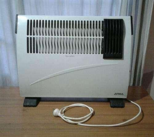 vendo estufa atma . <strong>calefactor</strong>. convector. usado en perfecto estado