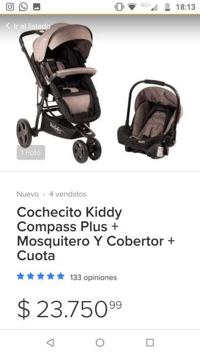 Cochecito kiddy