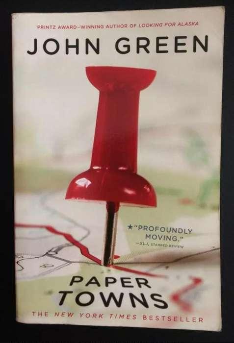 Paper Towns - John Green (en Inglés)