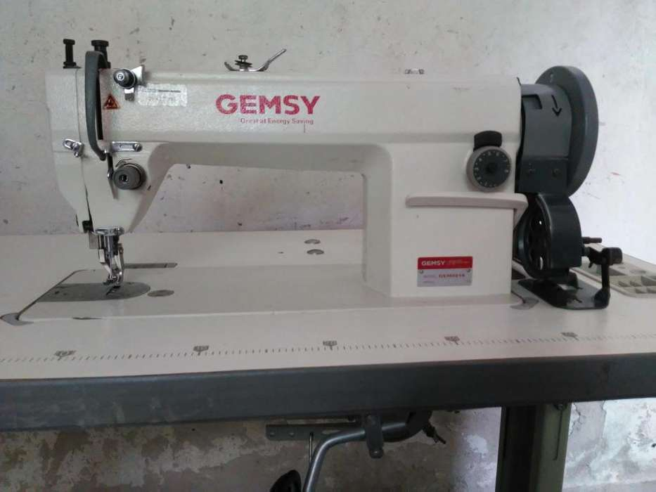 Maquina de Coser Industrial Gemsy