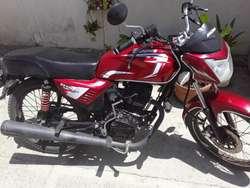Vendo Moto Modelo 2016