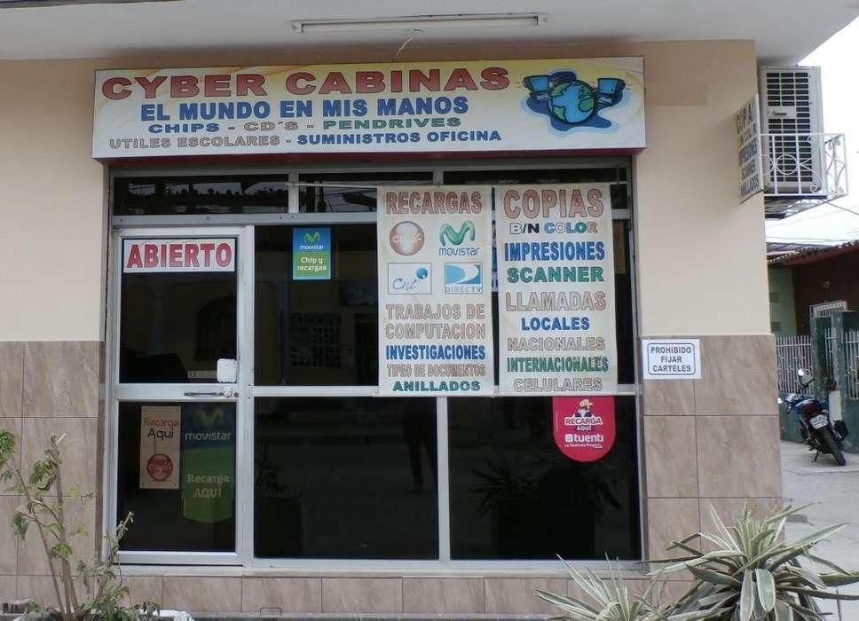 Venta de Cyber en Guayaquil