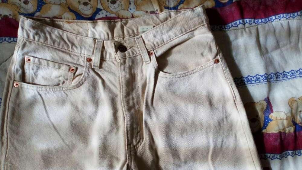 Pantalón de Jean <strong>levis</strong> Made In Usa