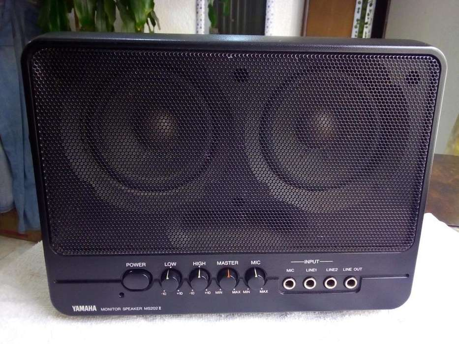 Vendo Yamaha Monitor Ms202ii