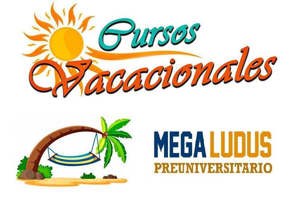 CURSOS MEGA VACACIONALES NIÑOS 5 A 12 AÑOS..!!!