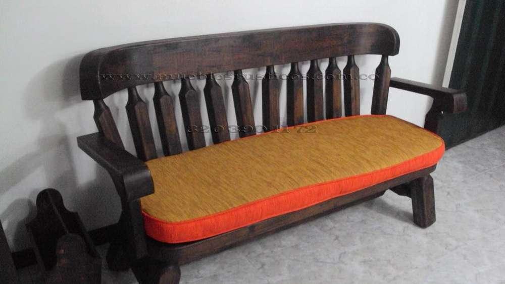 muebles <strong>rustico</strong>s el arca precio de fabrica 20 de descuento salas,camas,comedores,biffe whatsapp 3222725700