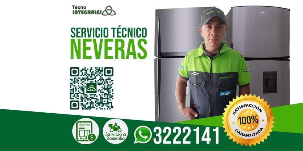 3222141 Mantenimiento, Reparación y Servicio Técnico de Neveras, Nevecones, Refrigeradores y Congeladores.