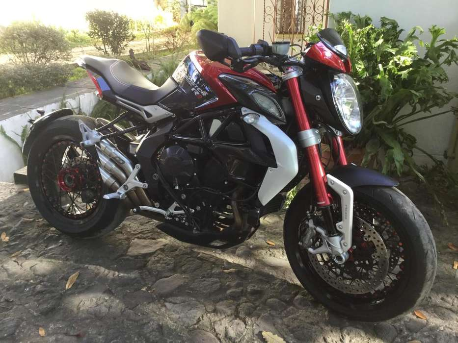 Mv Agusta Dragster Rr Limited Edition