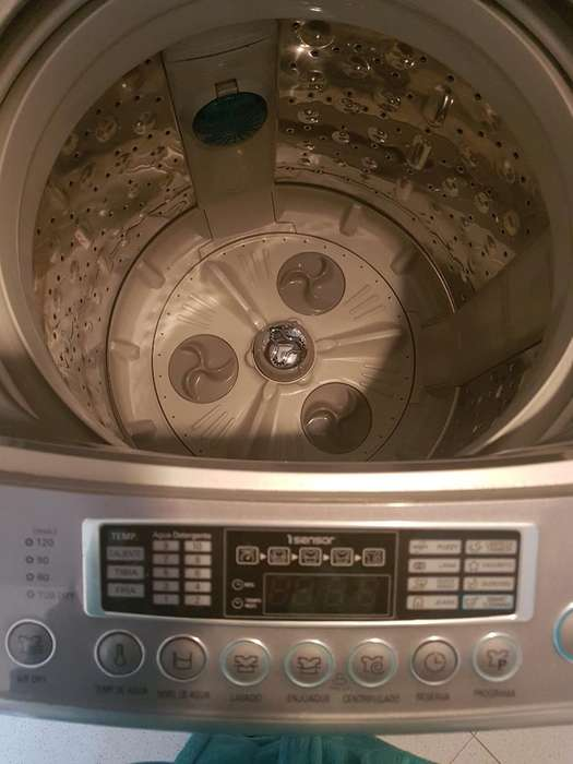 Lavadora Usada Lg Turbo Drum