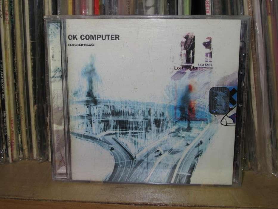Radiohead - OK Computer - CD ARG