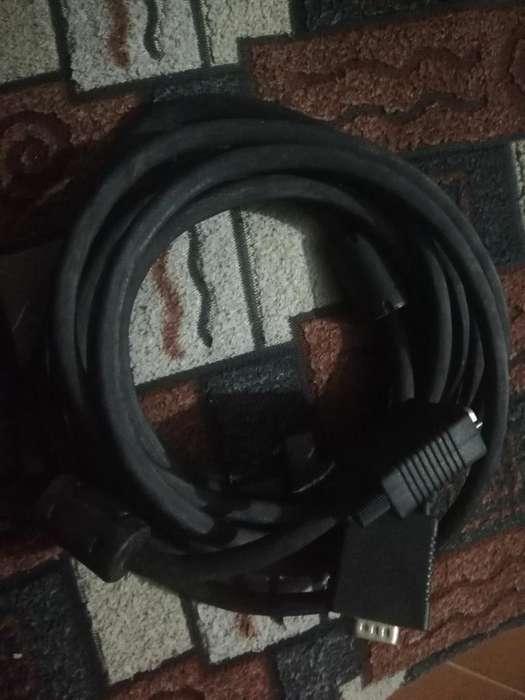 Cable Vga - 4 Metros