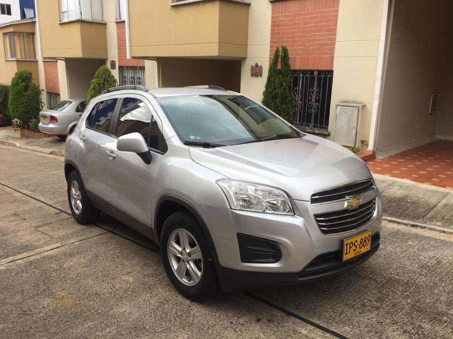 Chevrolet Tracker 2017 - 31580 km