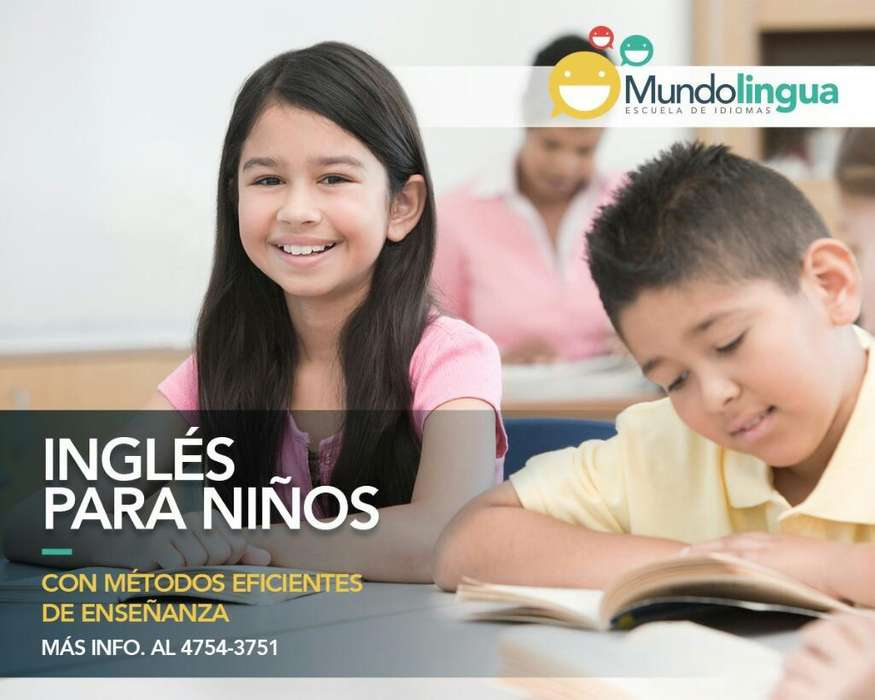 English For Children, Inglés para Niños