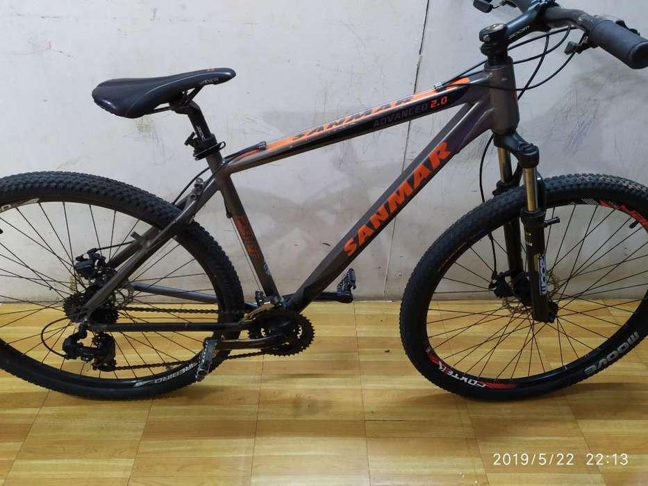 Bicicleta San Mar R29