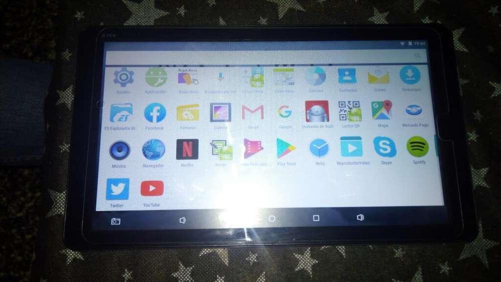 Vendo Tablet :nueva X_view de 10'