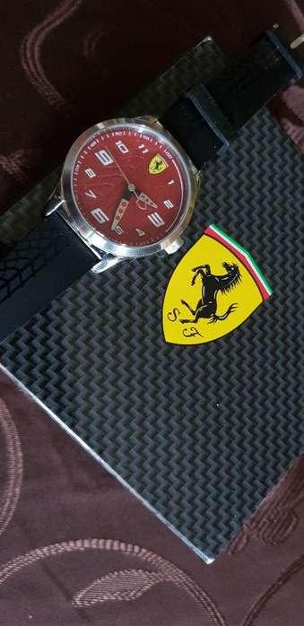 Reloj Ferrari Como Nuevo