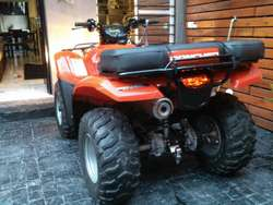 Cuatriciclo Honda 420