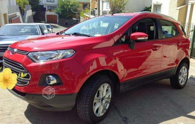 Ford Ecosport 2017 - 35000 km