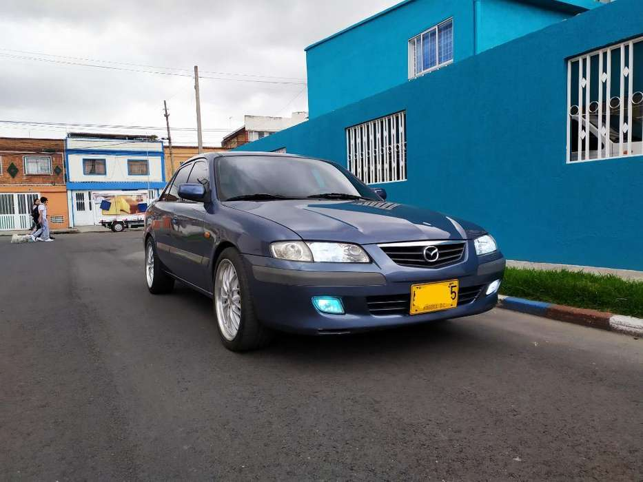 Mazda 626 2002 - 164000 km