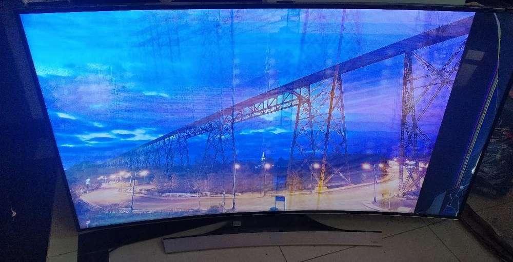 Televisor <strong>samsung</strong> Curve Uhdtv 65 Pulgada