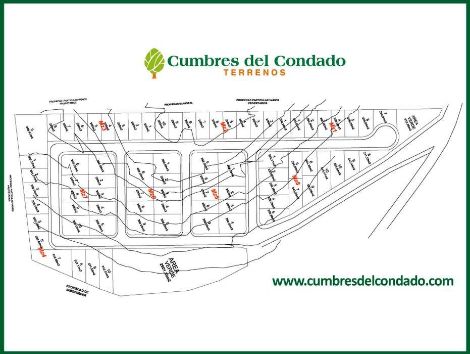 Terrenos desde 200 metros en venta en Cumbres del Condado, Norte de Quito