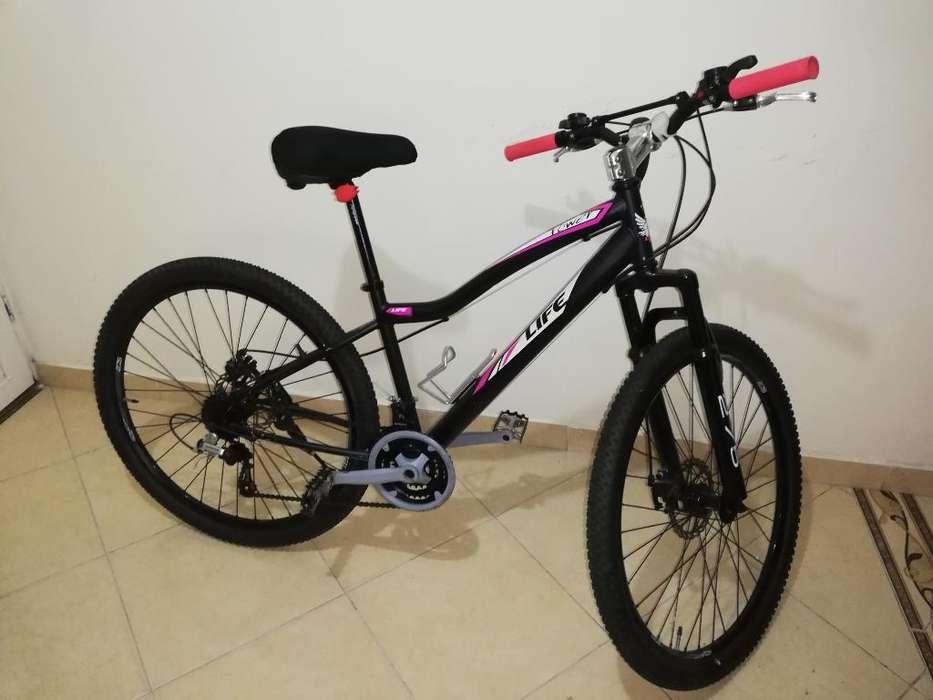 Bicicleta Power Life