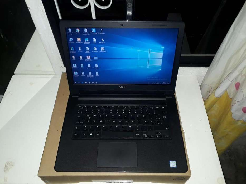 Laptop DELL intel CORE i5, 8 GB RAM, 1TB Disco Duro.