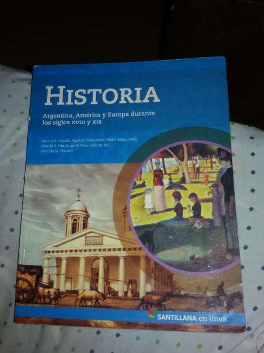 Historia Argentina, America Y Europa