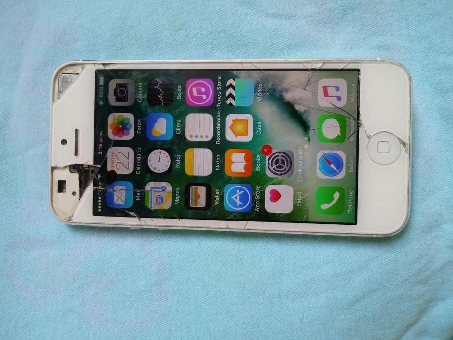 Iphone 5, de 32 GB, libre y funciona perfectamente, 3043682577