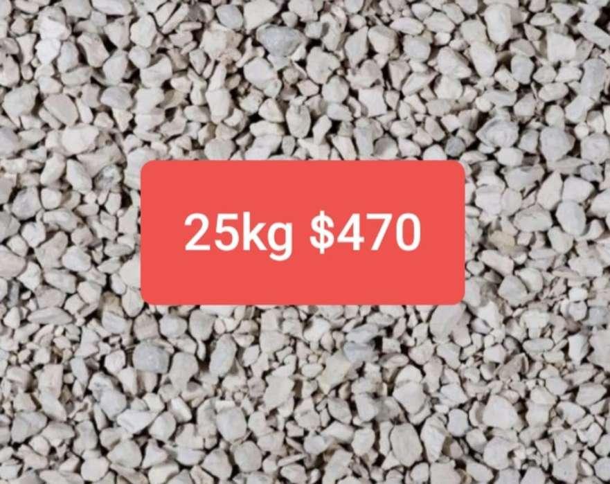 Piedras Sanitarias 25 Kg