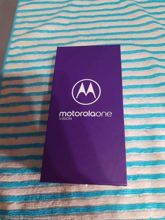 Vendo Moto One Vision Libre, Nuevo