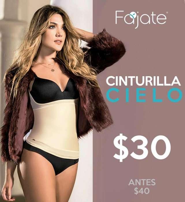 CINTURILLA CIELO/FAJATE REF 14007
