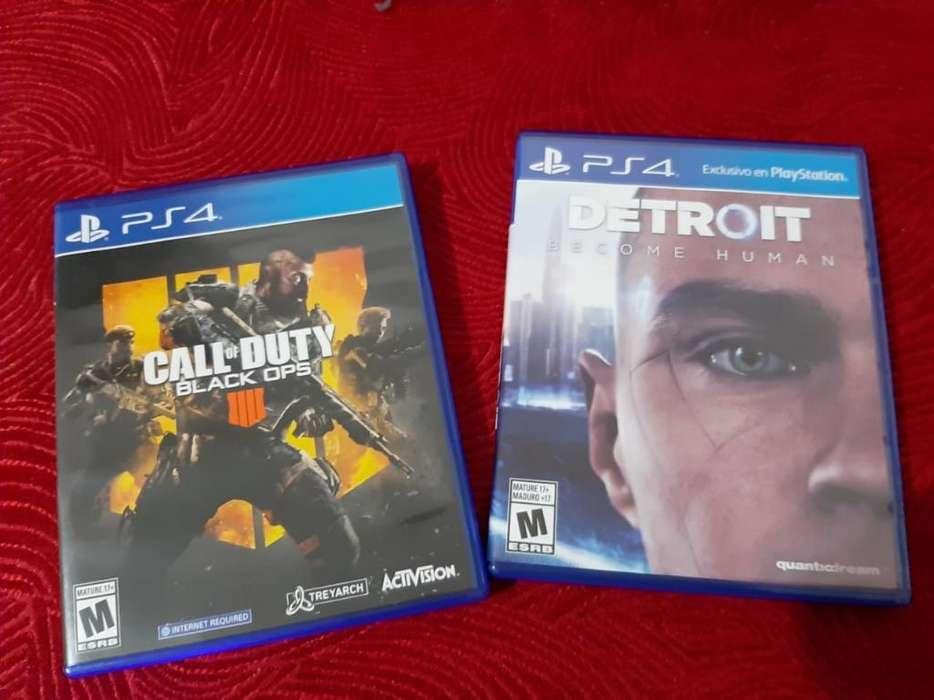 Cod Black Ops 4 Y Detroit