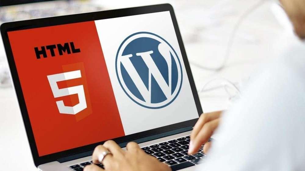 Clases de Paginas Web Wordpress - Aprende a hacer tu propia pagina web