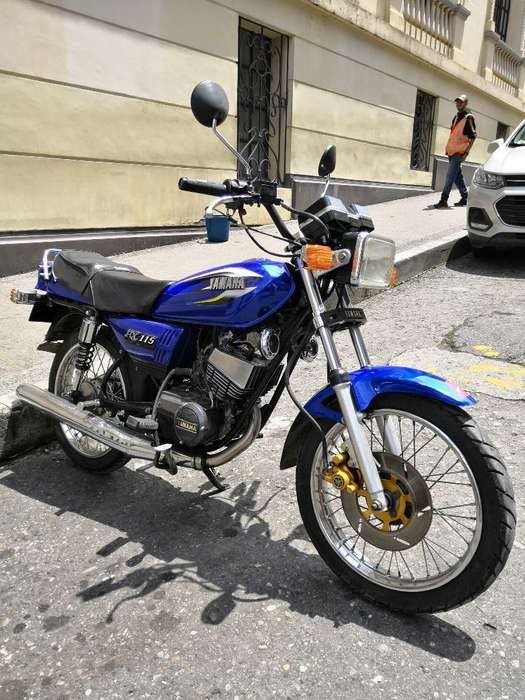 <strong>yamaha</strong> Rx 115 Modelo 2004
