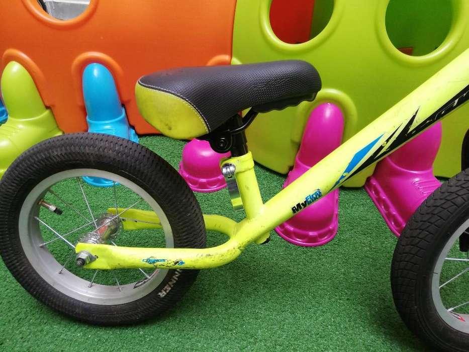 Bicicleta sin Pedal con Codo Bmx