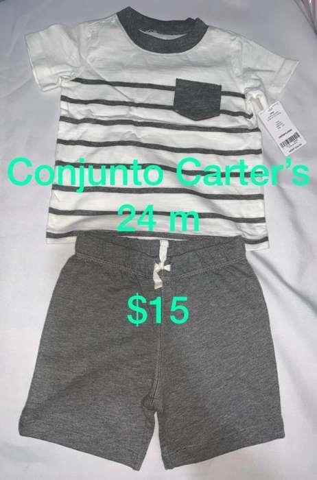 <strong>ropa</strong> Carter's para Niños