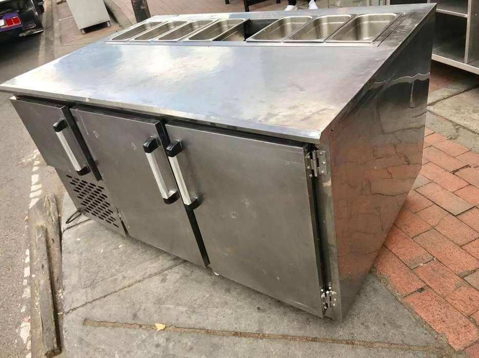 Nevera Refrigerador Meson Azafates