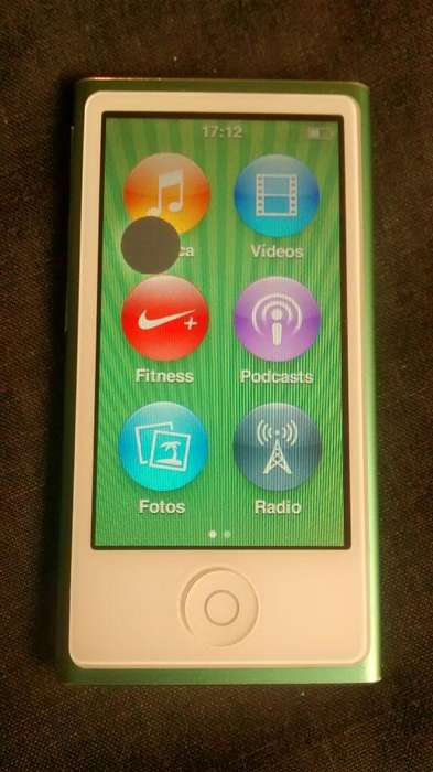 <strong>ipod</strong> Nano Touch leer
