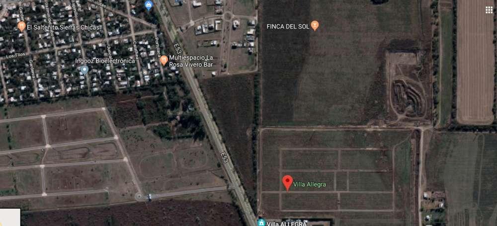 Terreno en venta, Catalina del Norte lote